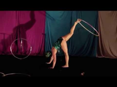 hula hoop stripper