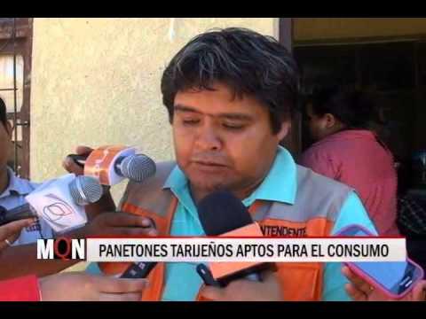 19/12/2014-19:12 PANETONES TARIJEÑOS APTOS PARA EL CONSUMO