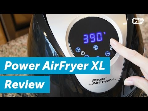 Power AirFryer XL Review   HighYa