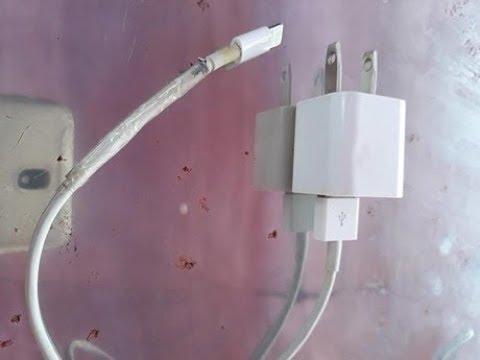 Sử dụng iPhone 6 khi sạc, nữ sinh phải chầu diêm vương | iPhone 6