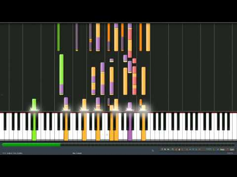 Garth Brooks -- Unanswered Prayers Synthesia video