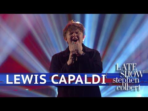Download Lagu  Lewis Capaldi Performs 'Someone You Loved' Mp3 Free