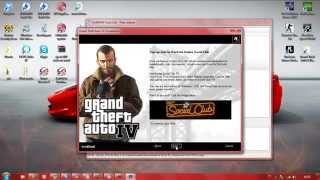 Como fazer download, instalar e crackear o gta IV/4 PC (funciona 100%) HD