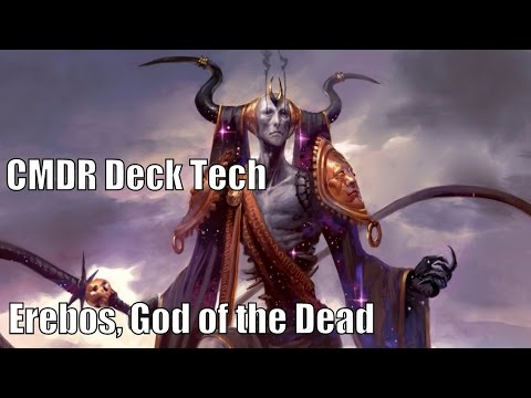 Erebos God Greg's Erebos God of The Dead