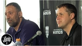 Kings fire coach Dave Joerger -- what are they doing? | The Jump