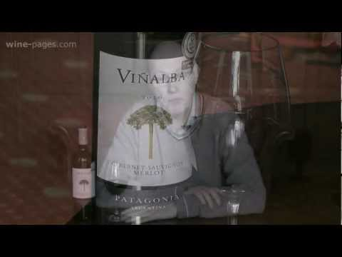 Vinalba, Cabernet Sauvignon/Merlot 2010, Patagonia, Argentina, wine review