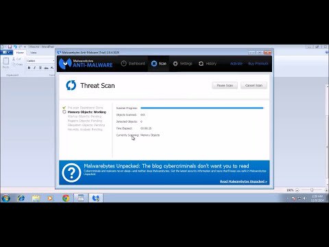 How to remove Malwares, Adwares, Worms and Virus from Windows