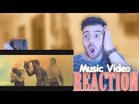 Imagine Dragons - Natural | Music Video Reaction
