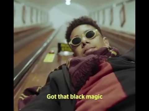 Harry Potter Rap  Black Magic  Yung Mavu