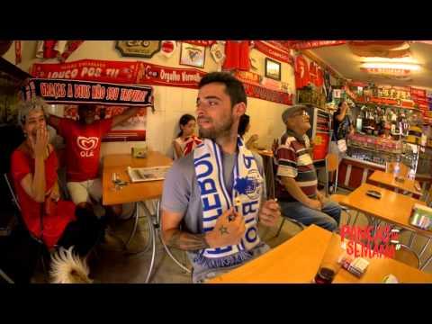 Alexandre Santos no Inferno (F.C.Porto vs S.L.Benfica)