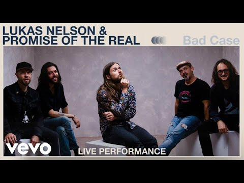 "Lukas Nelson & Promise of the Real - ""Bad Case"" Live Performance 