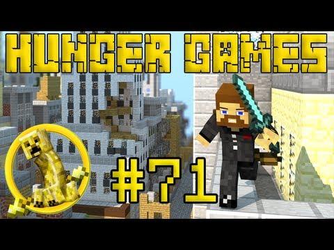 Minecraft Голодные Игры / Hunger Games 71 - Небоскреб