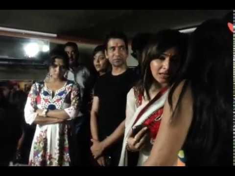 Manoj Tiwari Ke Bhojpuri Film--devra Bhail Deewana ...ka Sangeet May Muhurat video