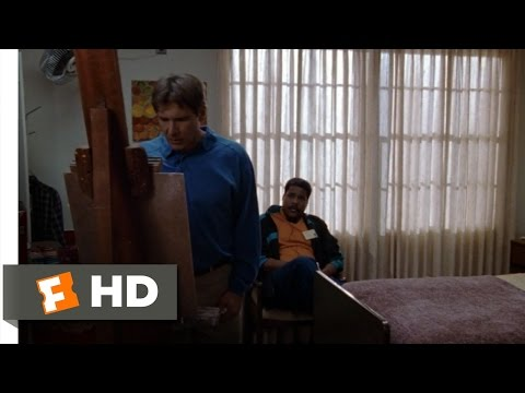 Regarding Henry (2/8) Movie CLIP - The Hospital is My Home (1991) HD