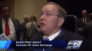 Electric Boat Plans Thousands of New Jobs