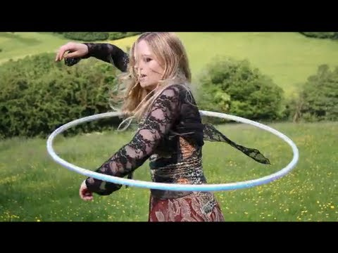 English Summer - Seasonal Hula Hooping - Luna Hoop x