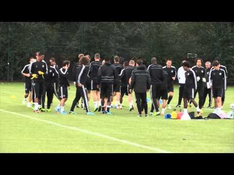 Jose Mourinho über Eden Hazard und Oscar: