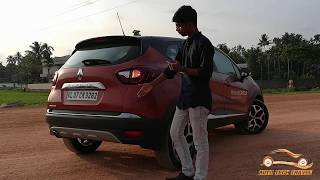 Renault capture 2019  test drive   review   Auto Tech Travel