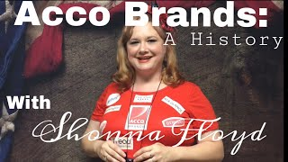 ACCO Brands - Values