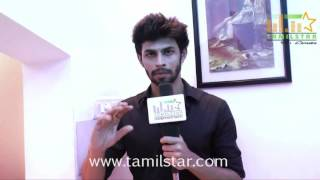 Varun At Orunaal Iravil Movie Team Interview