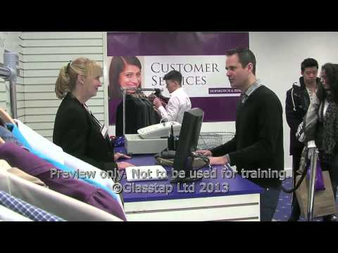 Why Do I Always Get Them? - Customer Service Training Video Sample