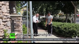 Blind Trust: Social experiment to find out if rich & poor equally honest