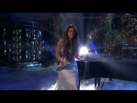Miley Cyrus - When I Look At You (live)