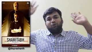 shamitabh review by prashanth