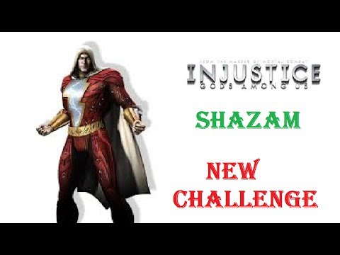 Injustice iOS - (UNOFFICIAL) Shazam - New Challenge