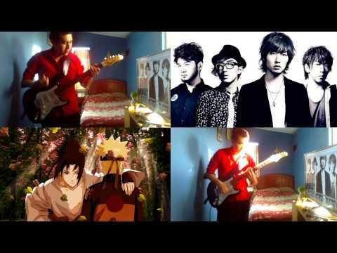 Hemenway (ヘメンウェイ) - By my side - Naruto Shippuden ending 20 - guitar cover