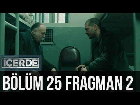 İçerde 25. Bölüm 2. Fragman