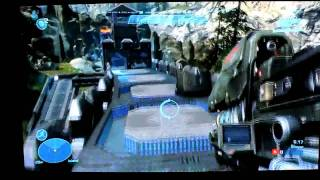 The Rampart - Halo Reach Forged Map