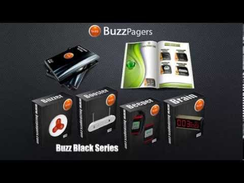 Supermarket Pagers, Restaurant Pagers, Hospital Pagers, Spa Pagers, Paging Equipment South Africa