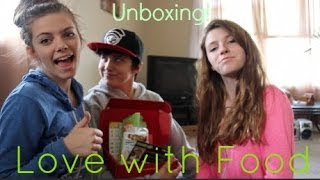 Unboxing: April Love with Food box!