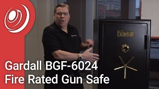 Gardall BGF-6024 Fire Rated Gun Safe with Dye the Safe Guy