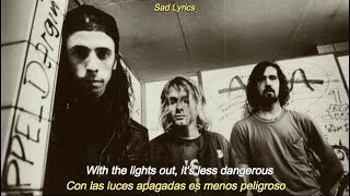 Nirvana - Smells Like Teen Spirit Lyrics & Sub Español