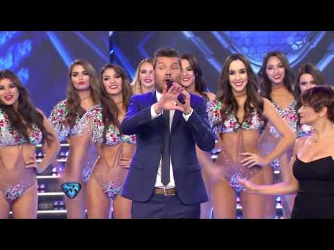 El regreso de Pampita al jurado del Bailando y el comentario de Marcelo Tinelli