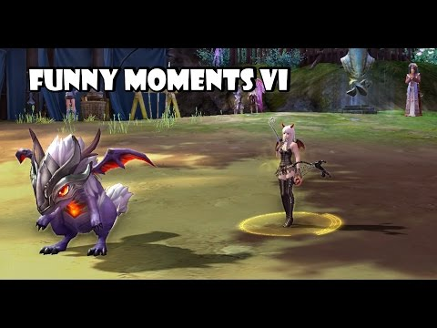 Aion funny moments 6 #1