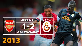 Emirates Cup 2013 | Özet: Arsenal 1-2 Galatasaray