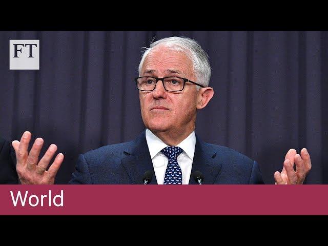 Malcolm Turnbull backtracks on emissions targets