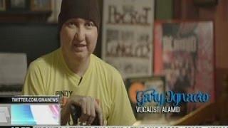 Pagpanaw ng Alamid 'vocalist' na si Gary Ignacio, ipinagluluksa ng kanyang pamilya at mga kaibigan