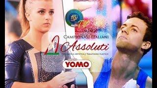 Torino - Assoluti 2015 Trofeo Yomo - Concorso Generale