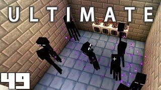 Minecraft Mods FTB Ultimate - MFR GRINDER FARM !!! [E49] (HermitCraft Modded Server)