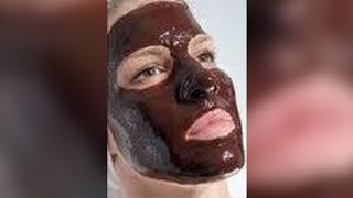 Mascarilla antiedad de chocolate para todo tipo de piel. Homemade chocolate face mask. ecodaisy.