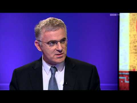 NEWSNIGHT: Israeli Ambassador unhappy at nuclear deal with Iran