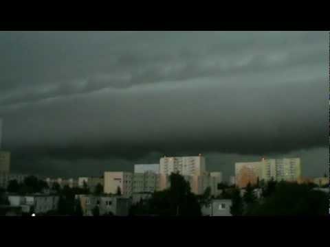 Najsilniejsze Burze 2012 -Bydgoszcz