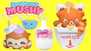 Smooshy Mushy Baby, Cup n' Cakes, Unicorn, Bentos