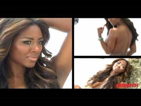 KENYA MOORE SMOOTH MAG VIDEO *Exclusive*