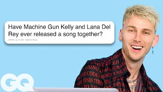 Machine Gun Kelly Goes Undercover on Reddit, YouTube and Twitter | GQ