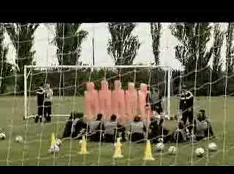 Entrenamiento - Así entrenan los del FC Barcelona